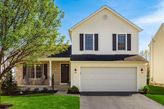 7168 Laver Lane, Westerville, OH 43082 (MLS #221013350) :: 3 Degrees Realty