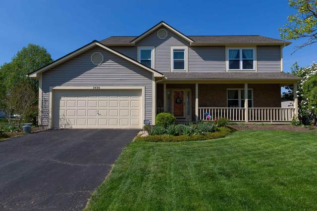 2436 Sundew Avenue, Grove City, OH 43123 (MLS #221013355) :: The Willcut Group