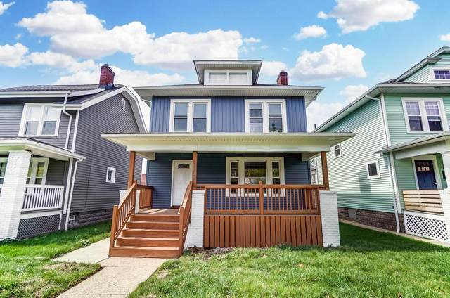 579 Fairwood Avenue, Columbus, OH 43205 (MLS #221013389) :: Jamie Maze Real Estate Group