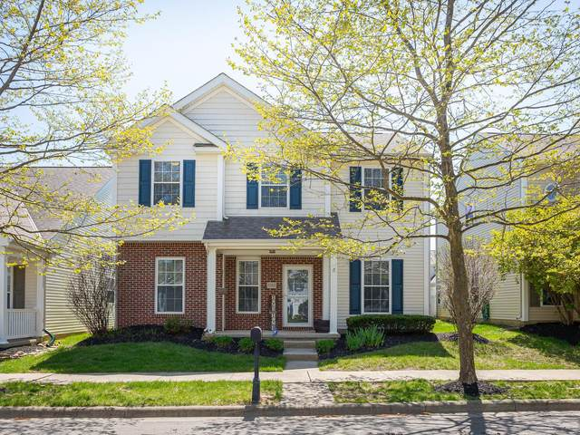 5965 Mealla Road, Westerville, OH 43081 (MLS #221013394) :: The Raines Group