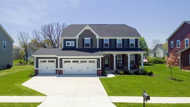 812 Blackmore Drive, Delaware, OH 43015 (MLS #221013451) :: RE/MAX Metro Plus