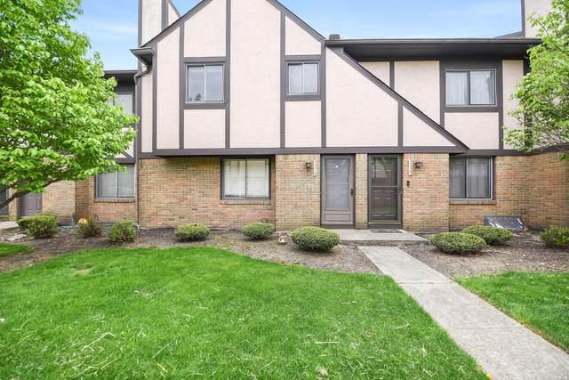 5319 Tartan Lane #6, Columbus, OH 43235 (MLS #221013453) :: Jamie Maze Real Estate Group