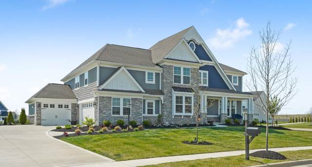 2333 Woodruff Drive, Sunbury, OH 43074 (MLS #221013454) :: Jamie Maze Real Estate Group