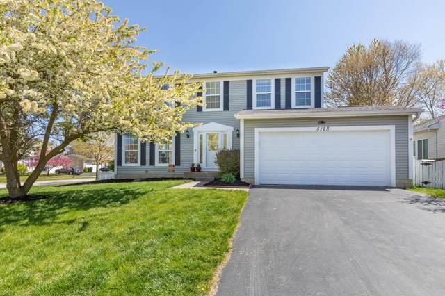 5123 Aurora Drive, Hilliard, OH 43026 (MLS #221013465) :: Greg & Desiree Goodrich | Brokered by Exp