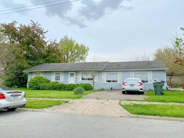 1303 Evergreen Road, Columbus, OH 43207 (MLS #221013475) :: MORE Ohio