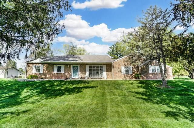 6201 Oakhurst Drive, Grove City, OH 43123 (MLS #221013489) :: Jamie Maze Real Estate Group