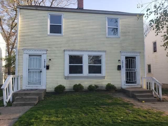 1717-1719 E Whittier Street, Columbus, OH 43206 (MLS #221013498) :: RE/MAX Metro Plus