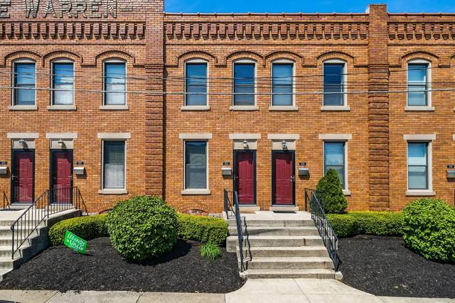 204 Warren Street, Columbus, OH 43215 (MLS #221013518) :: The Raines Group