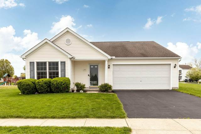 150 Dowler Drive, South Bloomfield, OH 43103 (MLS #221013559) :: Susanne Casey & Associates