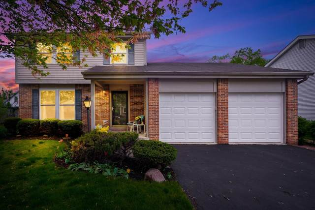 1192 Tranquil Drive, Worthington, OH 43085 (MLS #221013593) :: Jamie Maze Real Estate Group