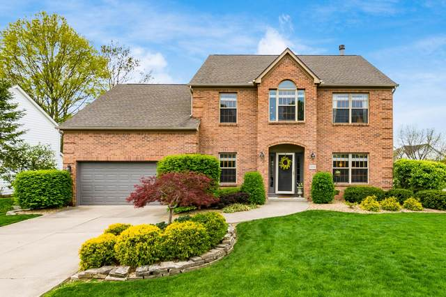 6434 Scioto Court, Westerville, OH 43082 (MLS #221013610) :: The Raines Group