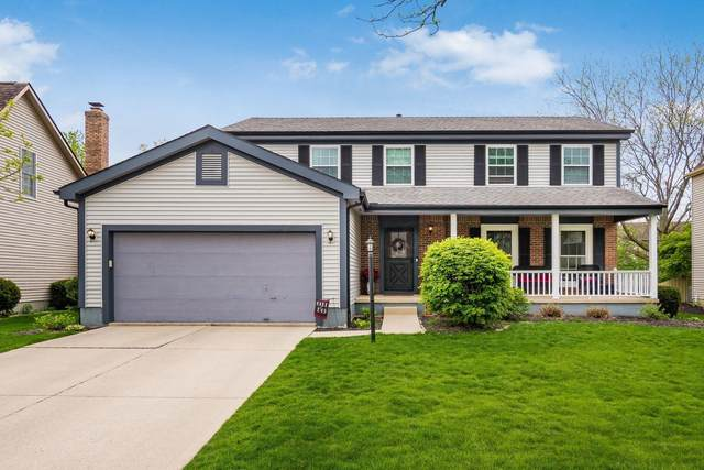 5725 Turner Lane, Hilliard, OH 43026 (MLS #221013615) :: The Raines Group