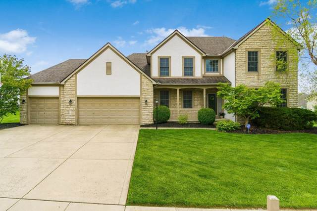 13380 Silver Brook Drive, Pickerington, OH 43147 (MLS #221013648) :: The Willcut Group