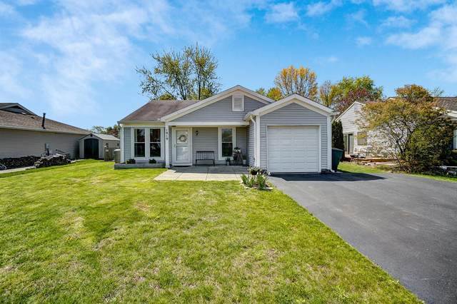 1919 Barnard Drive, Powell, OH 43065 (MLS #221013682) :: The Raines Group