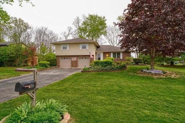 68 Beechwood Drive SW, Reynoldsburg, OH 43068 (MLS #221013690) :: The Willcut Group
