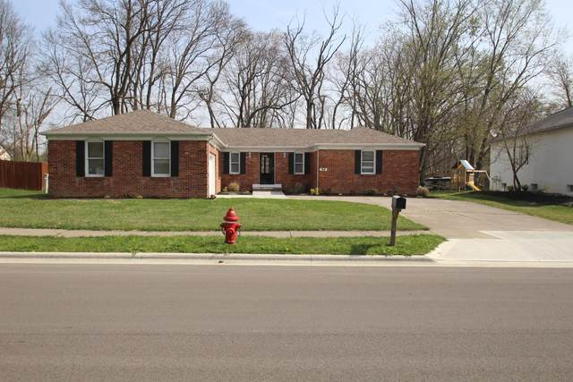 94 Nicole Drive, Westerville, OH 43081 (MLS #221013692) :: Greg & Desiree Goodrich | Brokered by Exp