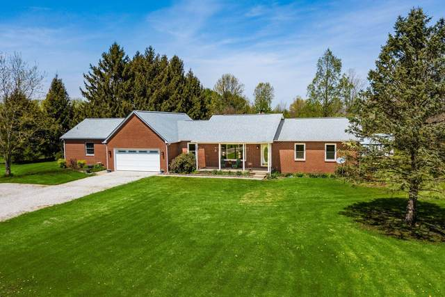 12858 Green Chapel Road NW, Johnstown, OH 43031 (MLS #221013703) :: Jamie Maze Real Estate Group