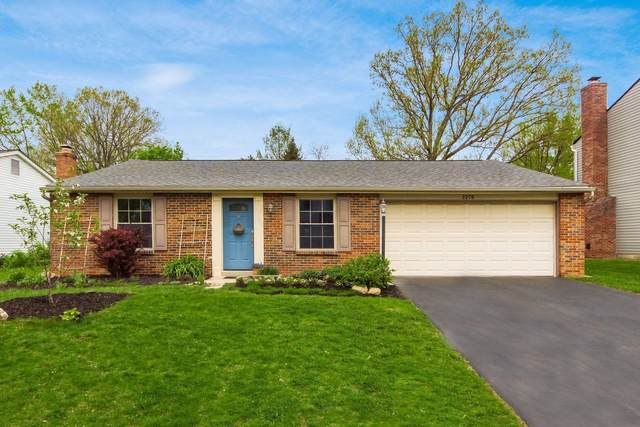 2276 Benning Drive, Powell, OH 43065 (MLS #221013708) :: The Willcut Group