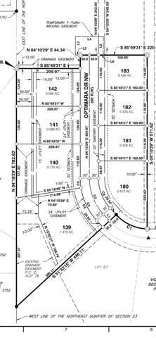 0 Optimara Dr. Lot 142 Drive NW, Pickerington, OH 43147 (MLS #221013717) :: The Tobias Real Estate Group