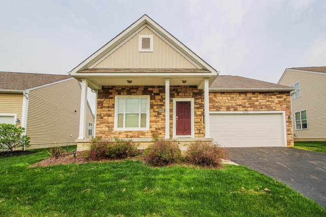 6053 Shreven Drive, Westerville, OH 43081 (MLS #221013725) :: The Raines Group