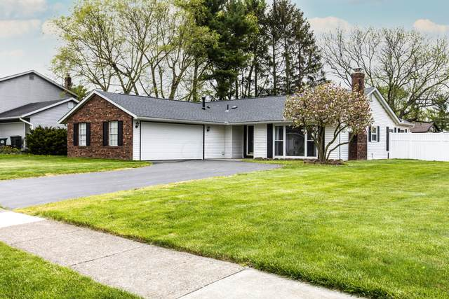 375 N Sarwil Drive, Canal Winchester, OH 43110 (MLS #221013726) :: Jamie Maze Real Estate Group