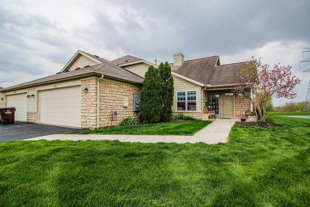 8201 Farm Crossing Circle, Powell, OH 43065 (MLS #221013728) :: The Raines Group