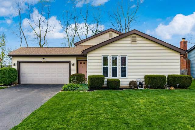 6229 Rockland Drive, Dublin, OH 43017 (MLS #221013742) :: The Raines Group