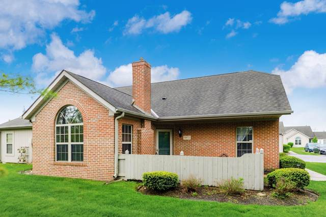5872 Ravine Creek Drive 10-587, Grove City, OH 43123 (MLS #221013768) :: Exp Realty