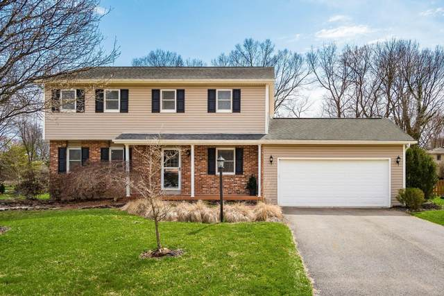 1287 Le Anne Marie Circle, Columbus, OH 43235 (MLS #221013771) :: The Willcut Group