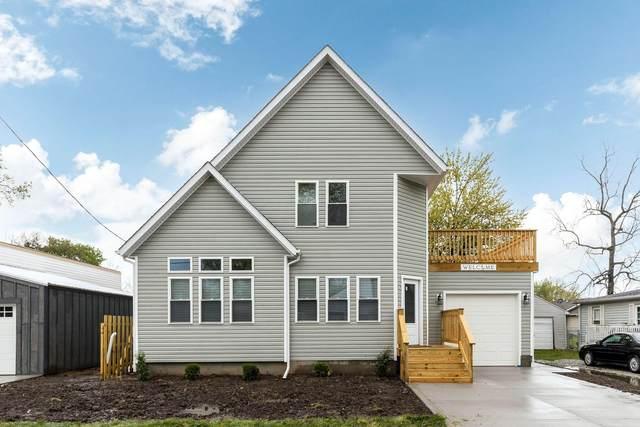 63 Seymour Avenue, Buckeye Lake, OH 43008 (MLS #221013779) :: Greg & Desiree Goodrich | Brokered by Exp