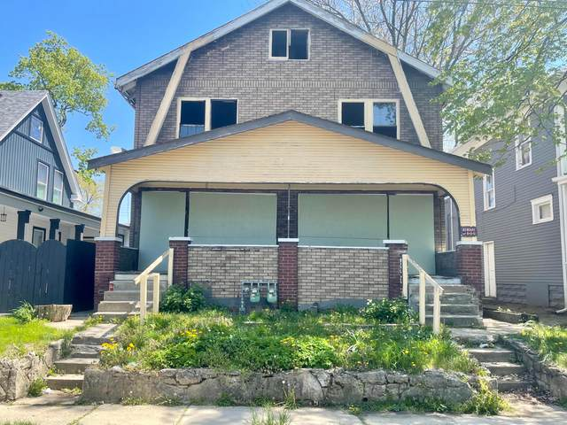 42 N Harris Avenue #2, Columbus, OH 43204 (MLS #221013802) :: Jamie Maze Real Estate Group