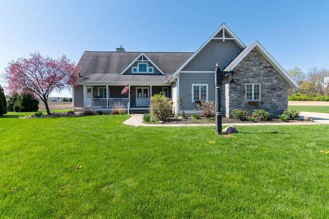 827 Marlow Circle, Marion, OH 43302 (MLS #221013862) :: RE/MAX ONE