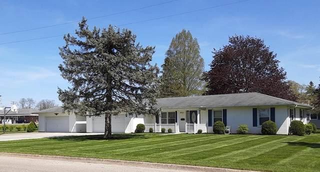 912 Bon Air Drive, Urbana, OH 43078 (MLS #221013875) :: Core Ohio Realty Advisors