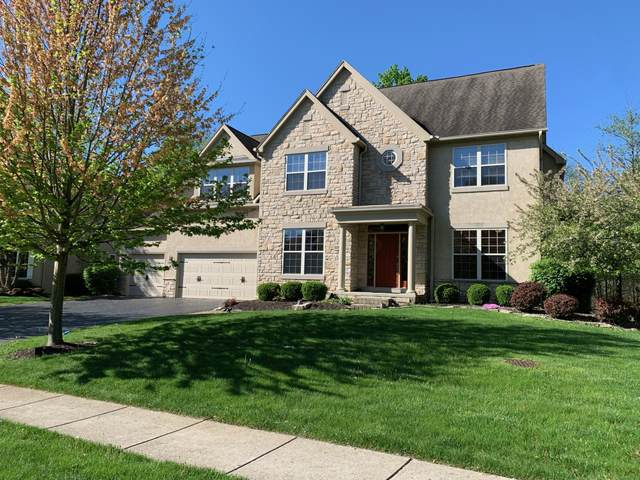 3198 Abbey Knoll Drive, Lewis Center, OH 43035 (MLS #221013887) :: Exp Realty