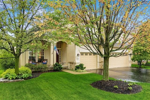 6450 Dorchester Drive, Westerville, OH 43082 (MLS #221013894) :: Susanne Casey & Associates