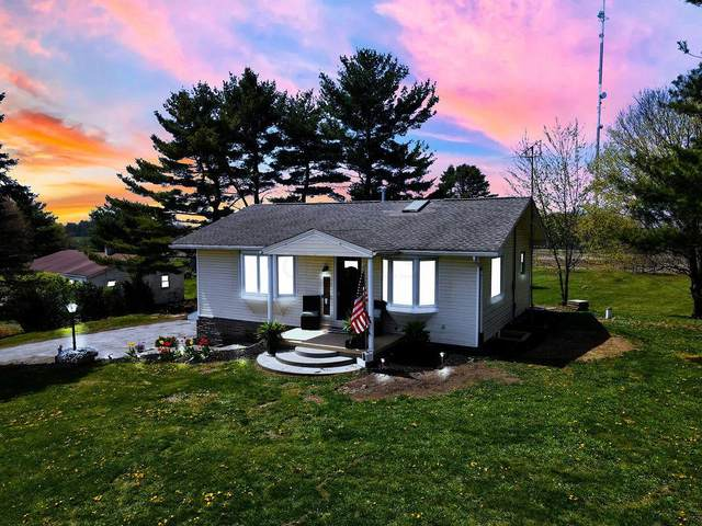 8661 Croton Road, Johnstown, OH 43031 (MLS #221013900) :: Jamie Maze Real Estate Group