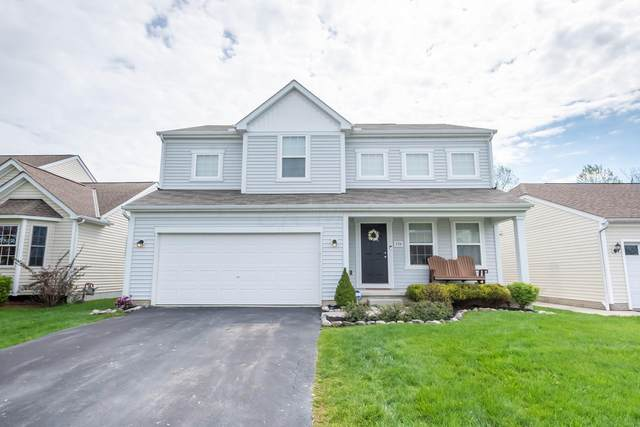 776 Grayfeather Drive, Blacklick, OH 43004 (MLS #221013916) :: 3 Degrees Realty