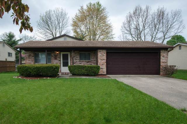 6467 Firethorn Avenue, Reynoldsburg, OH 43068 (MLS #221013955) :: The Willcut Group