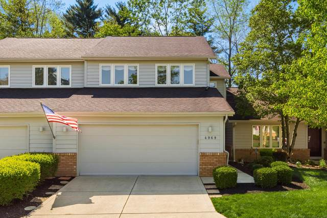 4969 Blendon Pond Drive, Westerville, OH 43081 (MLS #221014017) :: RE/MAX ONE