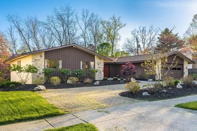 5709 Aspendale Drive, Columbus, OH 43235 (MLS #221014029) :: Core Ohio Realty Advisors