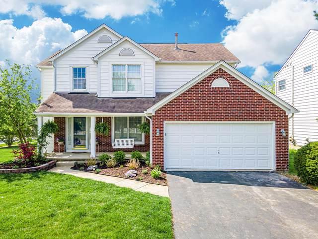 4804 Sapwood Drive, New Albany, OH 43054 (MLS #221014033) :: Greg & Desiree Goodrich   Brokered by Exp