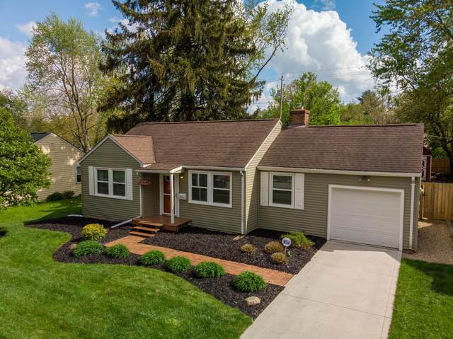 425 Kenbrook Drive, Worthington, OH 43085 (MLS #221014066) :: Jamie Maze Real Estate Group