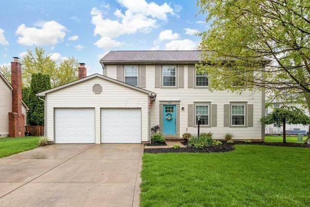 390 Stonebridge Boulevard, Pickerington, OH 43147 (MLS #221014067) :: Core Ohio Realty Advisors