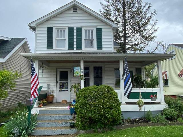 108 S George Street, Lancaster, OH 43130 (MLS #221014105) :: RE/MAX ONE