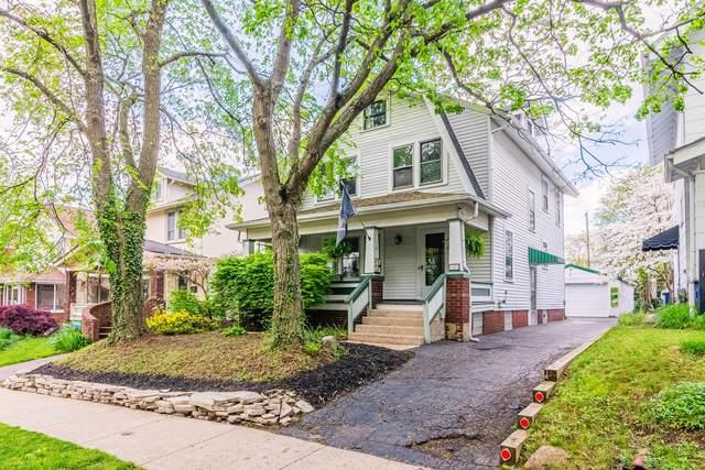 50 E California Avenue, Columbus, OH 43202 (MLS #221014130) :: Jamie Maze Real Estate Group
