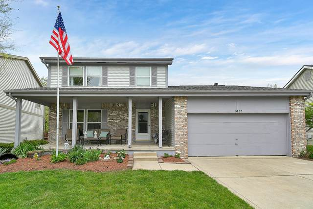3153 Southern Hills Drive, Pickerington, OH 43147 (MLS #221014144) :: The Raines Group