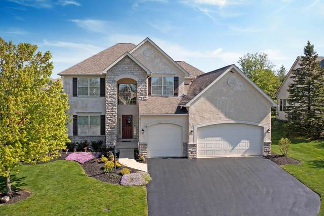 5615 Dorshire Drive, Galena, OH 43021 (MLS #221014146) :: The Willcut Group