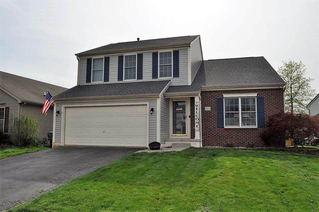 5317 Winchester Cathedral Drive, Canal Winchester, OH 43110 (MLS #221014161) :: The Raines Group