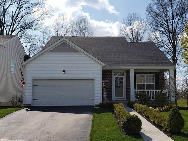 5767 Pittsford Drive, Westerville, OH 43081 (MLS #221014187) :: MORE Ohio