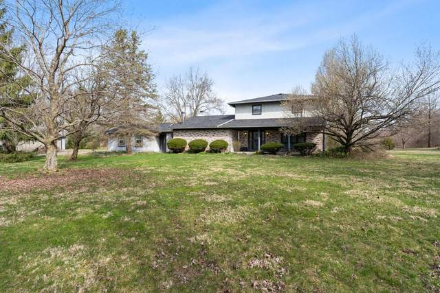 15205 Olive Green Road, Centerburg, OH 43011 (MLS #221014200) :: Jamie Maze Real Estate Group